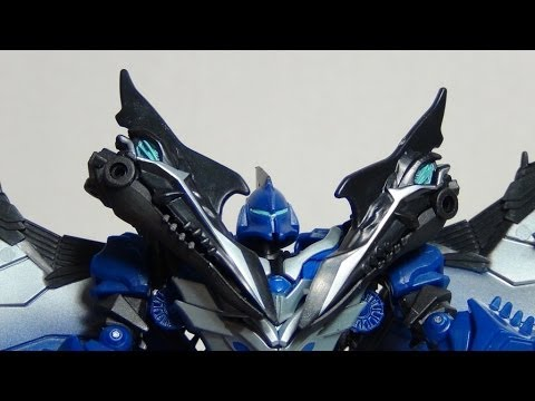 Dinobot STRAFE | Transformers 4 Movie Age of Extinction Deluxe Class ToysRus Exclusive Review