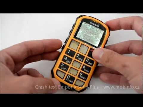 Crash test Emporia Solid Plus - Mobinfo.cz