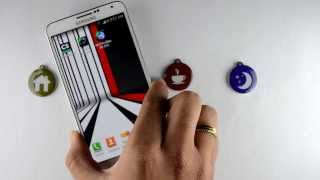 NFC Profiles for SVC (tags) app demo best usage of  NFC tags