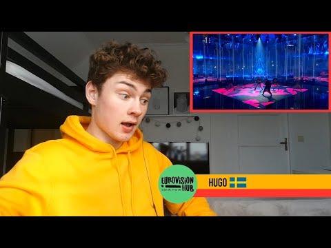 Slovenia | Eurovision 2018 Reaction Video | Lea Sirk - Hvala, ne