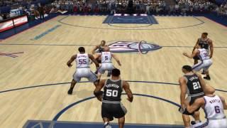 NBA 2K3 GameCube Gameplay HD