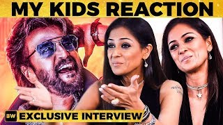 SEMMA CHEMISTRY with Thalaivar Rajinikanth - Simran Opens Up! | Petta | MY 397