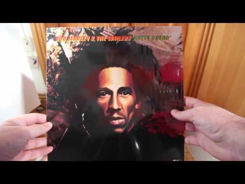 Bob Marley Vinyl Box Unboxing