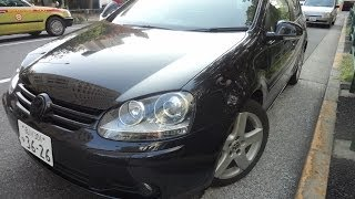 2006 VolksWagen Golf GTX  - low km with leather for sale Tokyo Japan