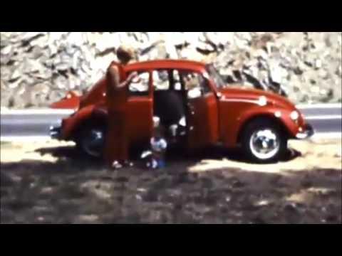 Volkswagen Käfer / Beetle - vintage private films from Germany - Version II