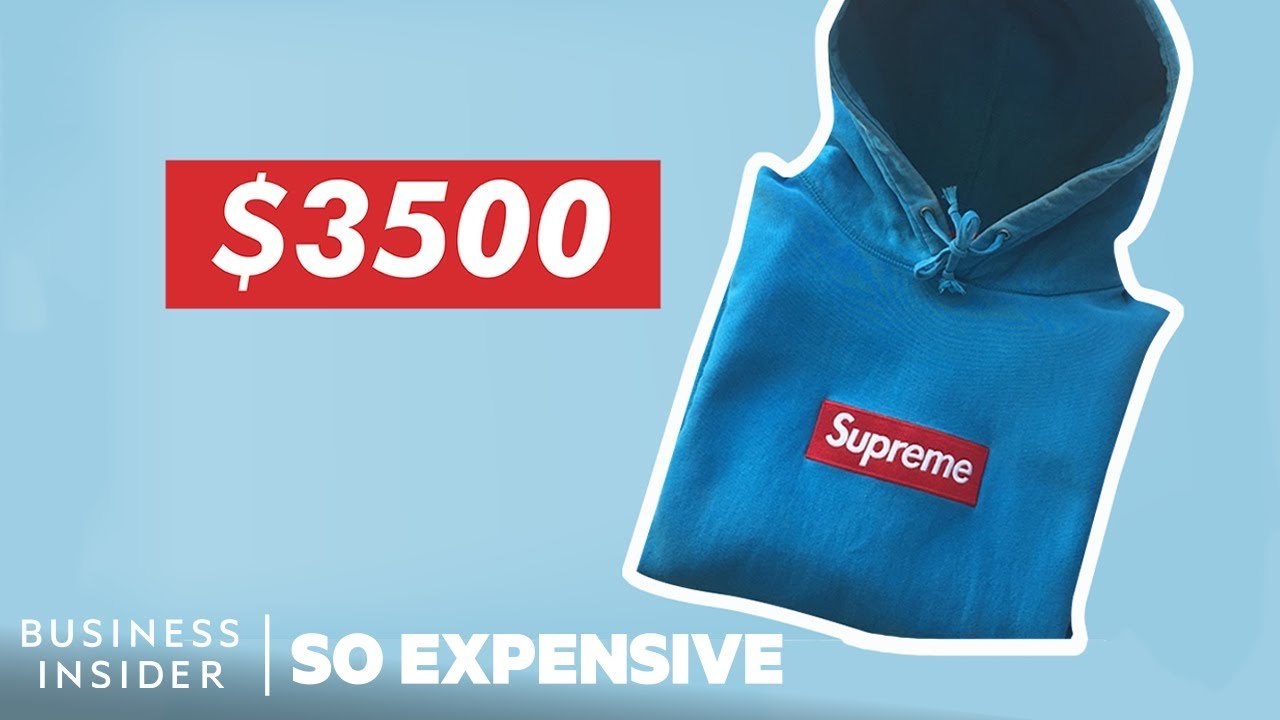 Why Supreme Is So Expensive