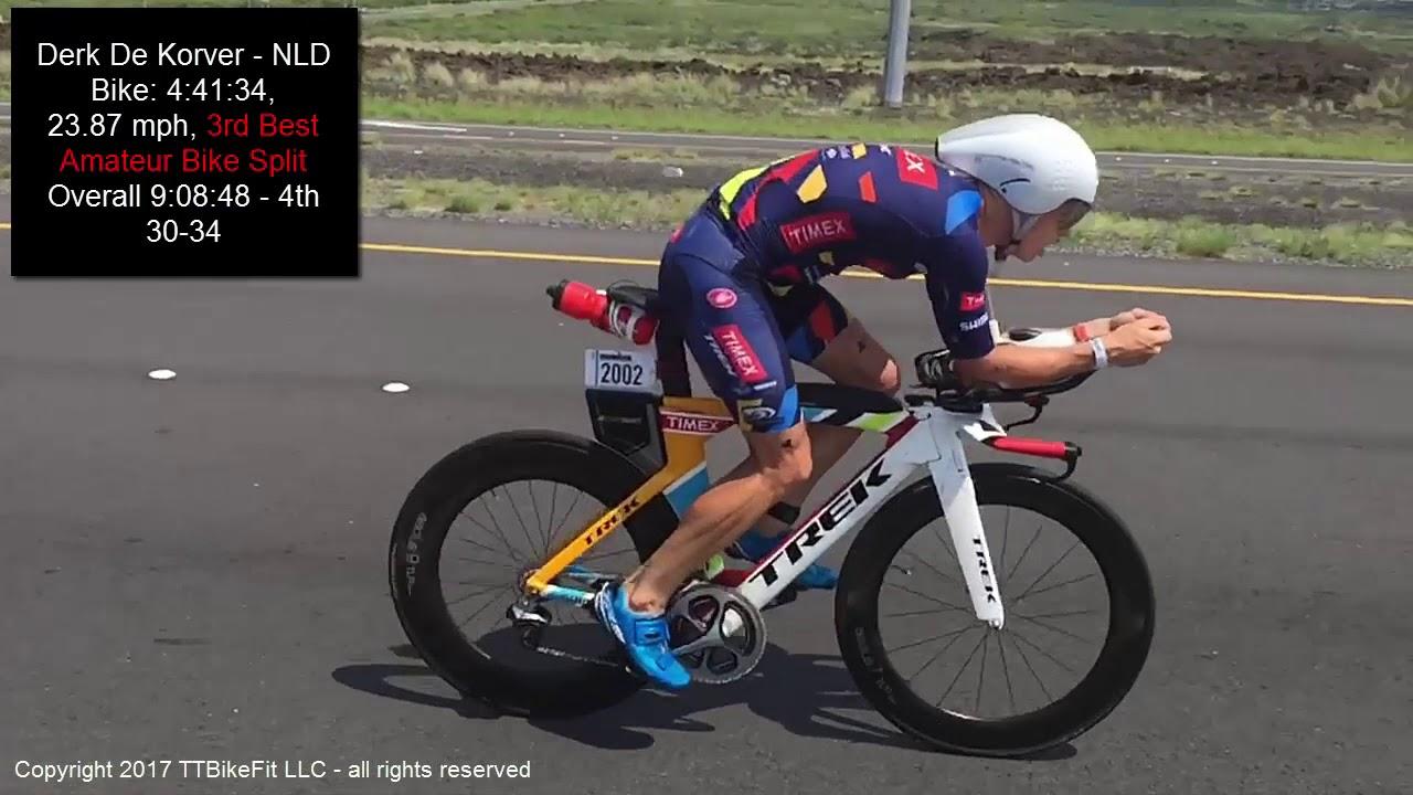 5408403d4 Kona 2017 Ironman Bike First Male Age Groupers Super Slo-Mo Mile 110 ...