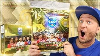 Fifa 365 2020 MEGA STARTER PACK + DISPLAY Unboxing Adrenalyn XL Karten