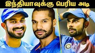 Injury Scare For Vijay Shankar    India vs New Zealand , World Cup 2019  Latest Cricket News