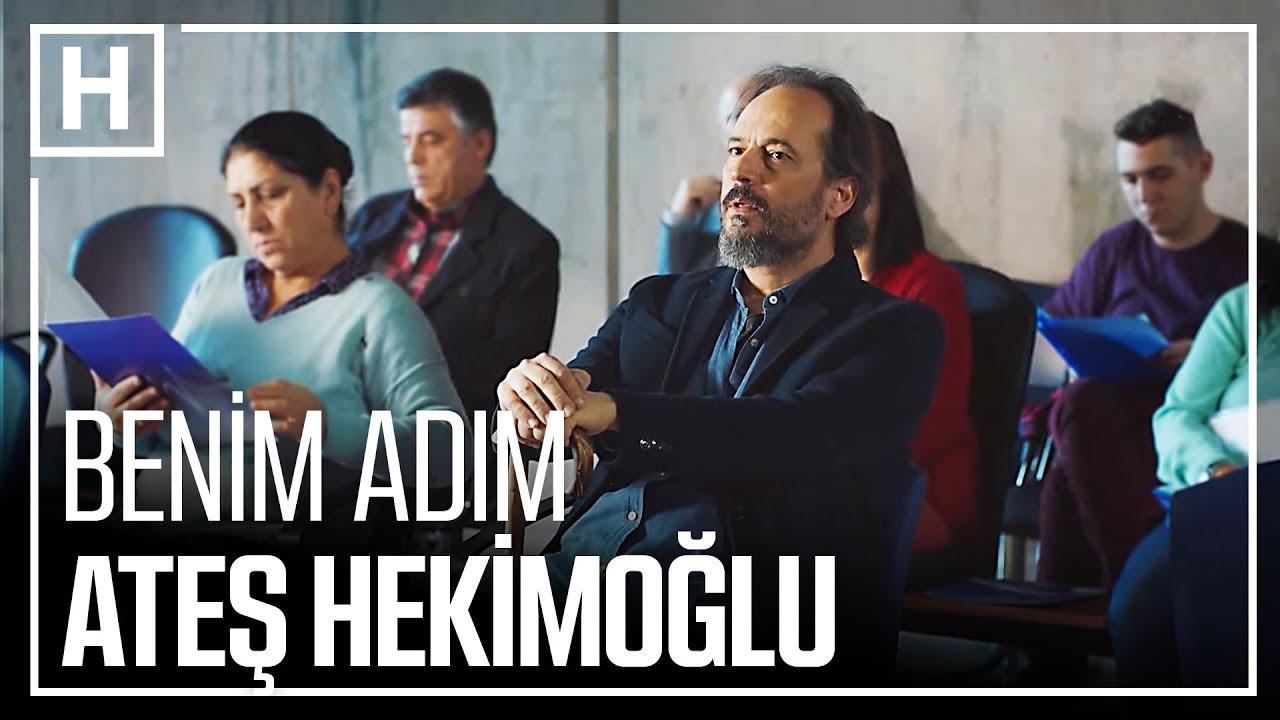 Ateş Hekimoğlu'nun Poliklinik Mesaisi - Hekimoğlu Özel Sahneler