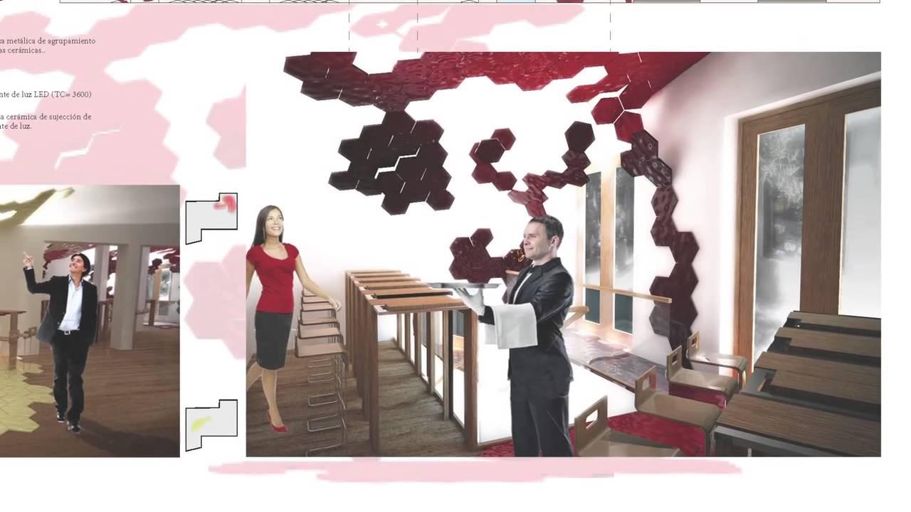 Presentaci n final de proyectos de los alumnos de 3 del - Proyecto diseno de interiores ...