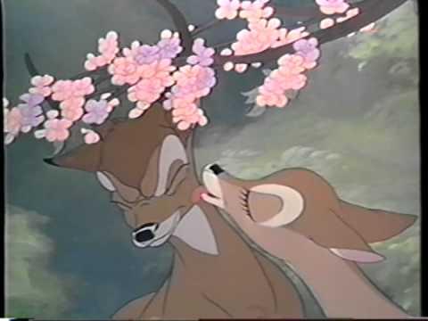 Bambi Collector's Edition (1997) Trailer (VHS Capture)