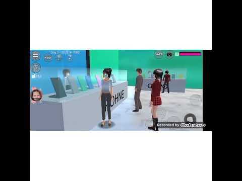 Download review toko HP sakura \ sakura school simulator
