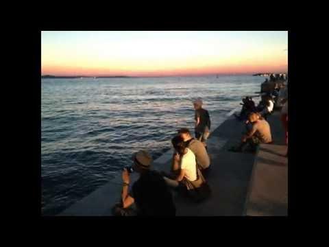 Europe Trip to  Croatia: Zagreb - Split - Dubruvnik in late August 2015