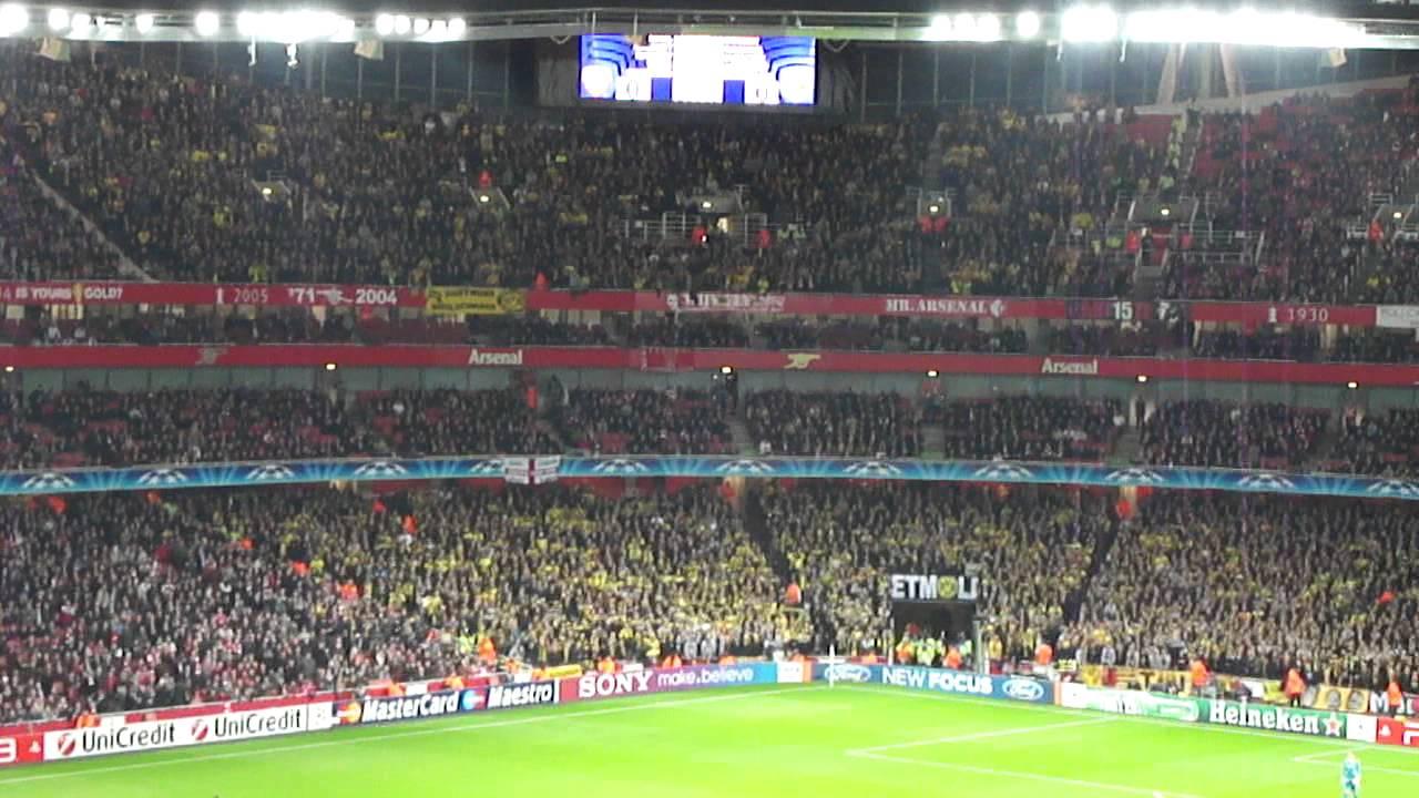 Arsenal FC - BV Borussia Dortmund 09  #4