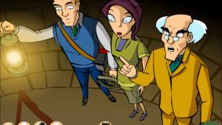 Arcane: Online Mystery Serial - The Miller Estate - Episode 4 (longplay) for web browsers