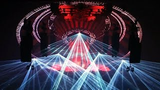 FRONTLINER Qlimax 2014 HD live HQ Setmovie the source code of creation