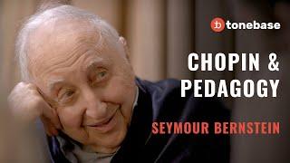 Seymour Bernstein: Chopin &…