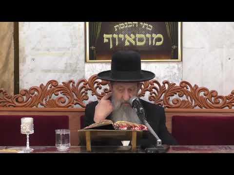 הרב בן ציון מוצפי שיער ברמה גבוהה על הילולת משה רבינו עליו השלום תשעט חובה לצפות!