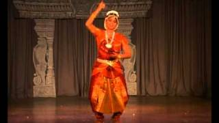 Brahmam okate - Dance performance by S.K.Thryambaka 2008