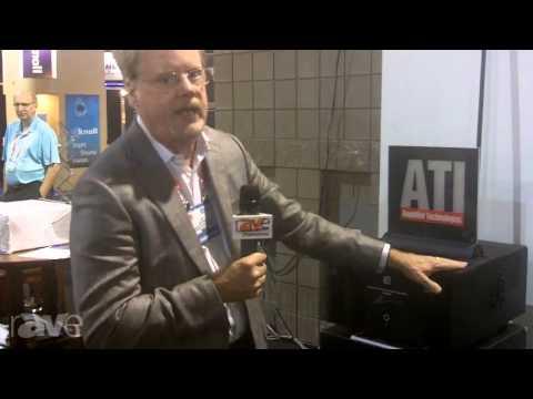 CEDIA 2013: ATI Amplifier Technologies Shows its new Amplifier