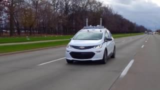 GM Autonomous Vehicle Testing   AutoMotoTV