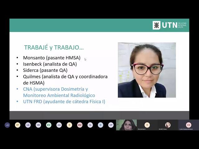 Ciclo de Charlas Virtuales: El camino de Graduad@s FRD -