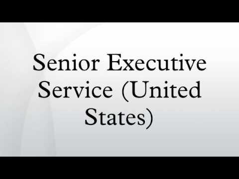 Senior Executive Service (United States)