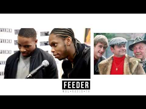 FEEDER TV interviews Krept and Knonan for the Breakfast Club