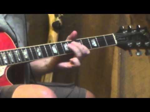 Darryl Craft - Studio Recording Clip