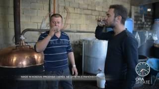 Ora 7 - Prodhimi i verës në Rahovec – Klan Kosova