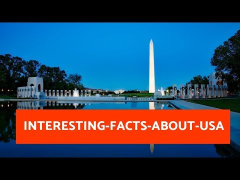 Top 10 Interesting Facts About USA & Americans || American Gypsy