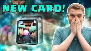 NEW CARD! 12 WINS Rascals Draft Challenge Tips & LIVE Gameplay - Clash Royale