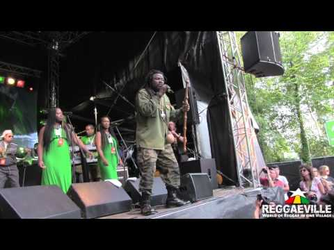 Luciano - Never Give Up My Pride @ Reggae Jam 2014