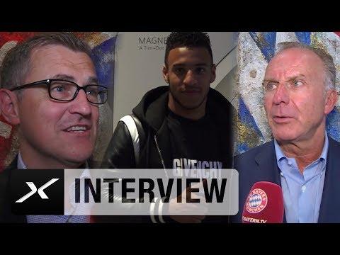 Bayern-Bosse: Corentin Tolisso Wunschspieler von Carlo Ancelotti | FC Bayern München