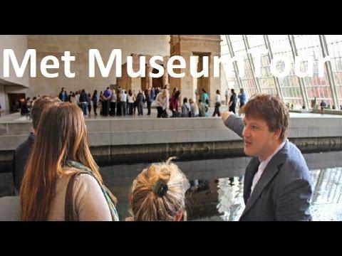 Metropolitan Museum of Art Tours