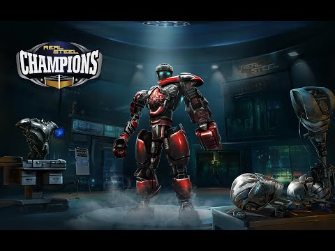 Прохождение игры real steel champions 2#
