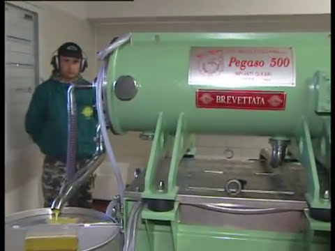 impianto oleario Pegaso 500