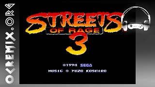OC ReMix #923: Streets of Rage 3
