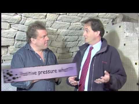 Basement Conversion - Basement Waterproofing Solution for a Damp Basement