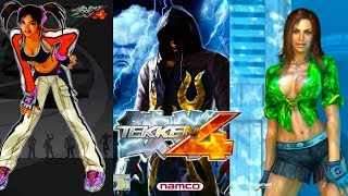 10 Awesome Facts On TEKKEN 4