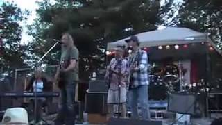 Honky Tonk It in Washago Canada Day 2011