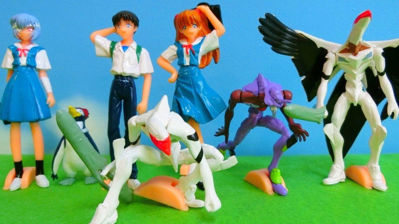 FROM JAPAN REVOLTECH YAMAGUCHI 03 3 Neon Genesis Evangelion New Movie Evang...
