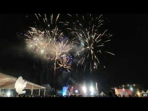 Honda Bikers Day 2018 FULL Kembang Api / Fireworks Full Video