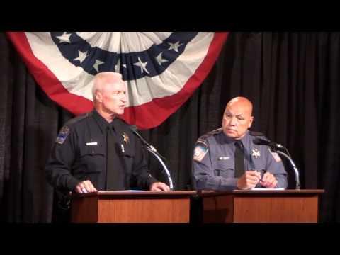 Cole Butler Debates Scott Walton in the Rogers County Sheriff's Race