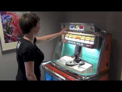Jukeboxes: The Complete History