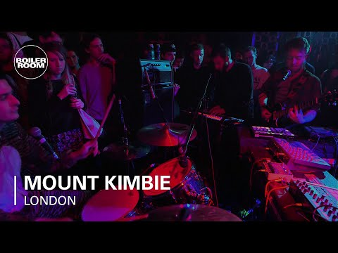 Mount Kimbie 'Blood and Form' Boiler Room LIVE Show