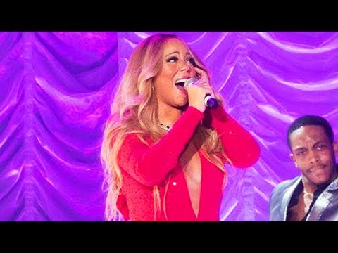 Mariah Carey - Emotions (Live All I Want For Christmas Tour 2017)