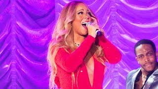 mariah carey emotions live all i want for christmas tour 2017