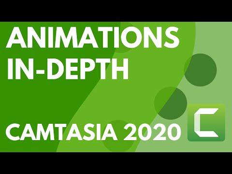 Camtasia: Animations In-Depth